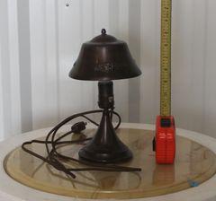 Vintage Metal Lamp