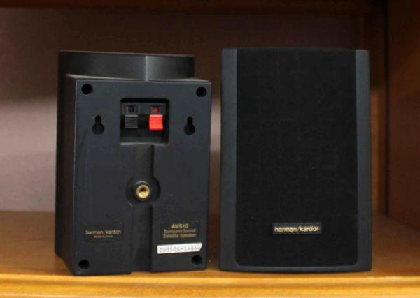 Harman/Kardon AVS10 Surround Sound Satellite Speaker