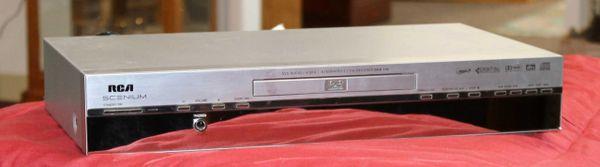 RCA Scenium DVD Player DRS-100