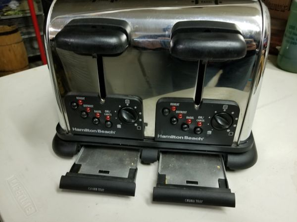 Dual Toaster by Hamilton Beach T32