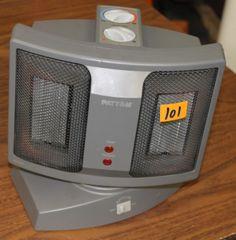 Patton Electric Oscillating Heater