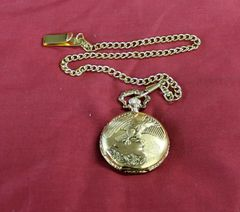 Eagle Gold Pocket Watch