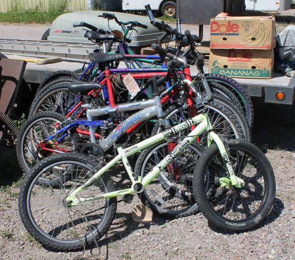 Parts or You Fix Bikes and Bicycles-Prices starting at $5