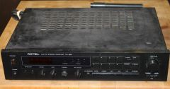 Rotel RX850 2 Channel AM/FM Stereo Receiver