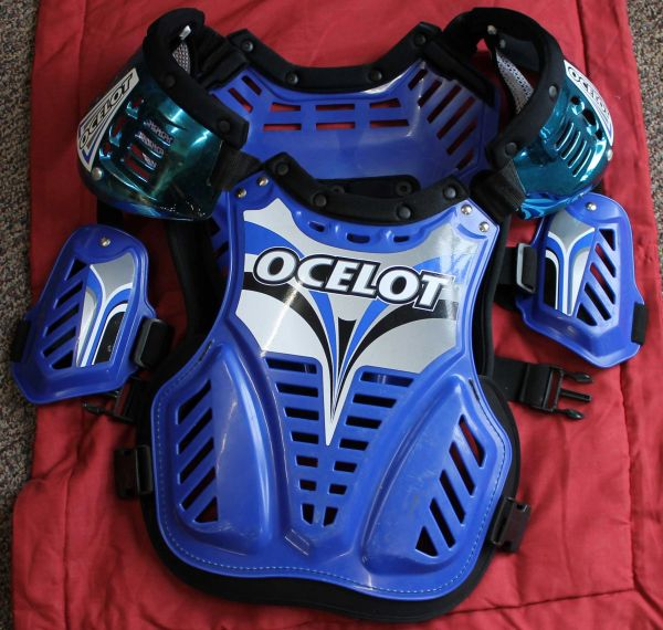 Ocelot Roost Deflector (upper body protection)