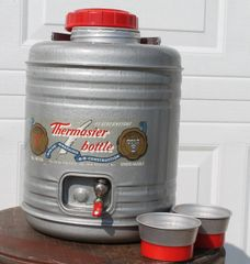 Vintage Thermaster Beverage Cooler