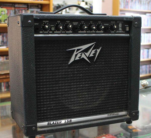 Peavey Blazer 158 Solid State Guitar AMP 20 WATTS