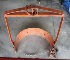 Steel Ratcheting Barrel Mover Heavy Built