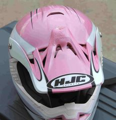 HJC Medium Helmet Pink