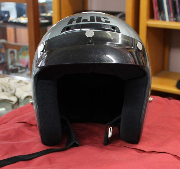 HJC FG3 Grey Full Helmet