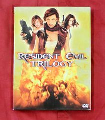 Resident Evil Trilogy DVD Set