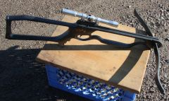 Cross Bow with Tasco RF4X20PA Scope