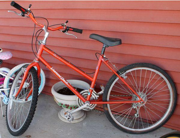 "26"" Diamondback 15 Speed Ladies Mountain Bicycle/Bike"