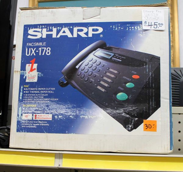 Sharp Fax UX-178
