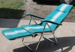 Aluminum Frame Chair / Lounger
