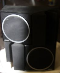 Bose 201 Direct Reflecting Speaker System