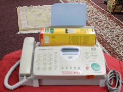 Roll Paper Fax Machine