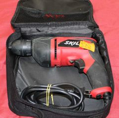 "SKIL 3277 3/8"" Drill and Case"