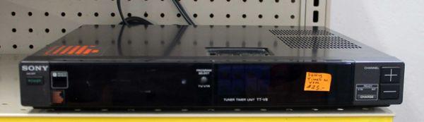 Sony Tuner Timer Unit TT-V8