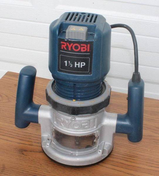 Ryobi R160 1 1/2 HP Router