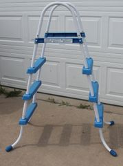 A-Frame Pool Ladder
