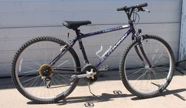 Schwinn Sidewinder Mountain Bike/Bicycle-21 speed