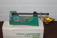 RCBS Model 5-0-5 Reloading Scale