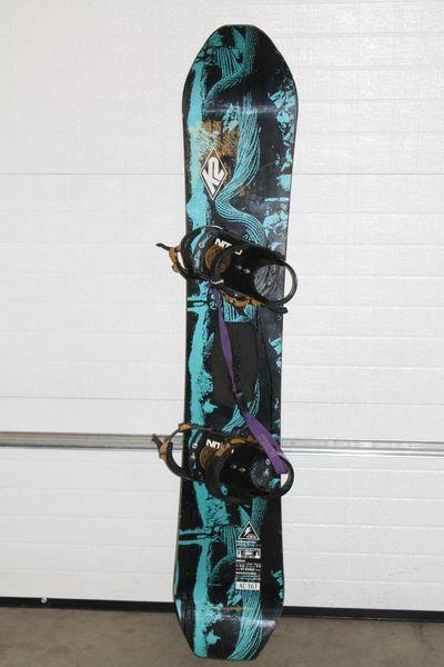 K2 NITRO Snowboard AC161