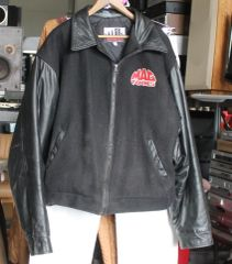 Identity Mac Tools Letterman Jacket-Large