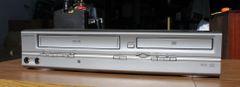 Emerson VHS Recorder/DVD Player EWD2004