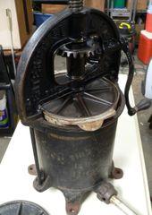 Antique Enterprise M.F.C. Apple or Sausage Press