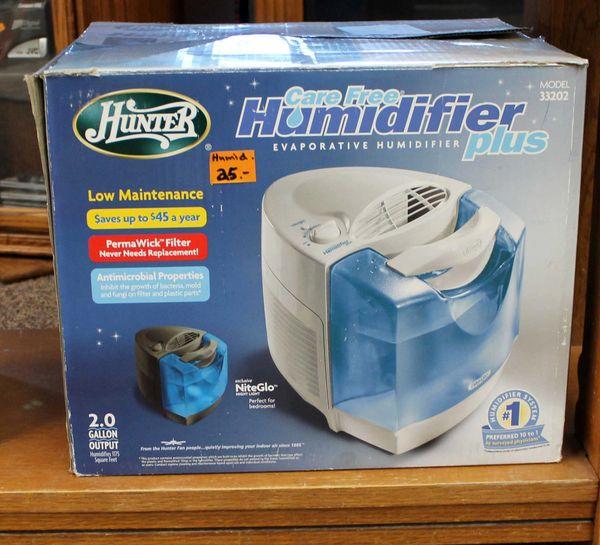 Hunter Care Free Humidifier Plus