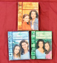 Gilmore Girls-DVDs