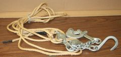 Klein Double Rope Pulley