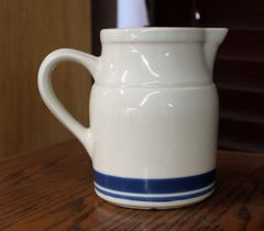 Roseville Ceramic Pitcher