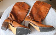 Wrangler Brown Ladies Fashion Boot-9 1/2 M