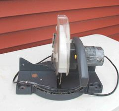 "Sears Craftsman 8 1/4"" Compound Mitre Saw"