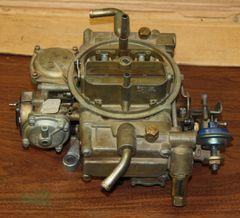 Motorcraft 4 Barrel Carburetor