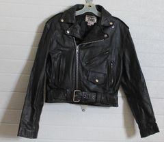 Dallas Premium Leather Biker Jacket