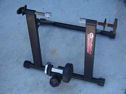 Bell Motivator Stationary Bike/Bicycle Stand