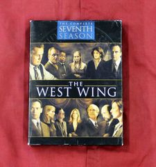 The West Wing-Season 7 DVD