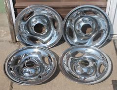 Subaru Outback Hubcaps-set of 4