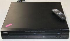 Yamaha 5-Disc CD & DVD Player
