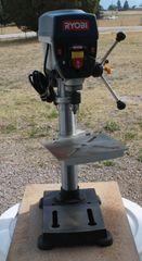 """Ryobi DP102L 10"""" Drill Press W/ Laser"""