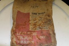 """15"""" to 17.5"""" Truck Chains w/ Ice Cleats"""