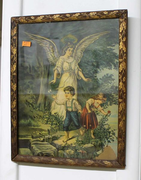 Angel and Children Picture