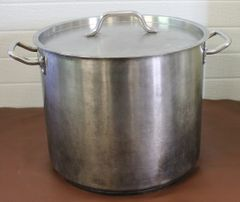 Stainless Steel Extra Large Stock Pot