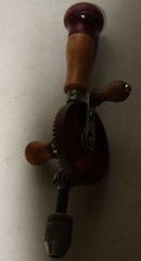 Vintage Defiance by Stanley 1220 Hand Crank Drill