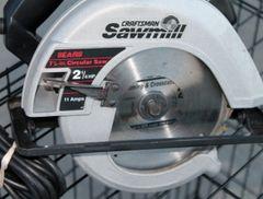 "Craftsman Sawmill 7 1/4"" Circular Saw"
