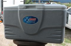 Coleman XTREME Silver Cooler Ice Chest